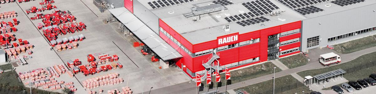 Rauch Landmaschinenfabrik GmbH cover
