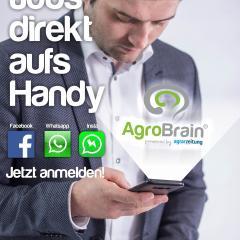 News-Ticker, Broadcast, AgroBrain