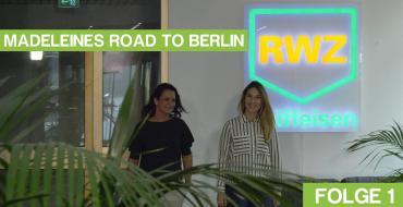Madeleine und David sind für euch unterwegs nach Berlin