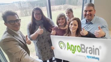 AgroBrain Team Annika Heck