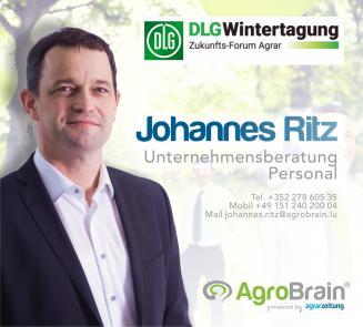Johannes Ritz, Agrobrain